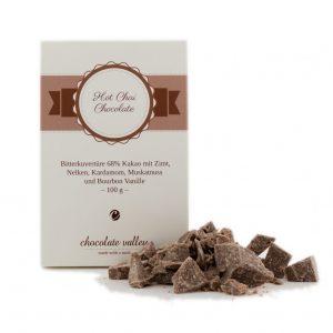 Trinkschokolade Chai Gewürzmischung aus Zimt Nelken Muskat und Kardamom