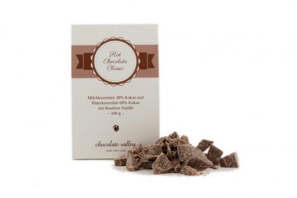 Trinkschokolade Klassik Vanille Heiße Schokolade