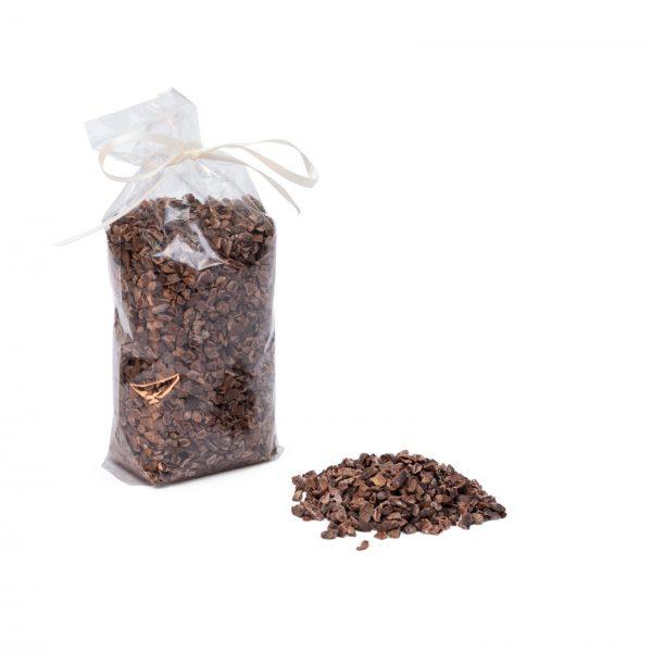 Kakaobohnensplitter 100g Beutel