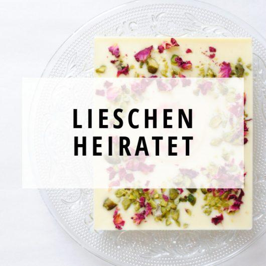 Susanne von Lieschen heiratet Blog Kooperationen Hochzeiten Individuelle Pralinen und Schokoladen