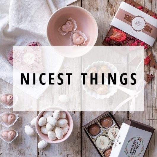 Vera von Nicest Things Blog Kooperationen Valentinstag