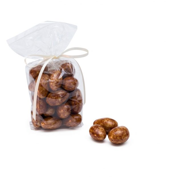 Mandeln dragiert Tiramisu Kaffee Amaretto Geschmack marmorierte Schokolade