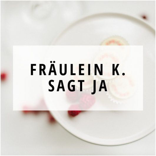Katja von Fräulein K. sagt Ja Blog Kooperationen Hochzeiten Individuelle Pralinen und Schokoladen