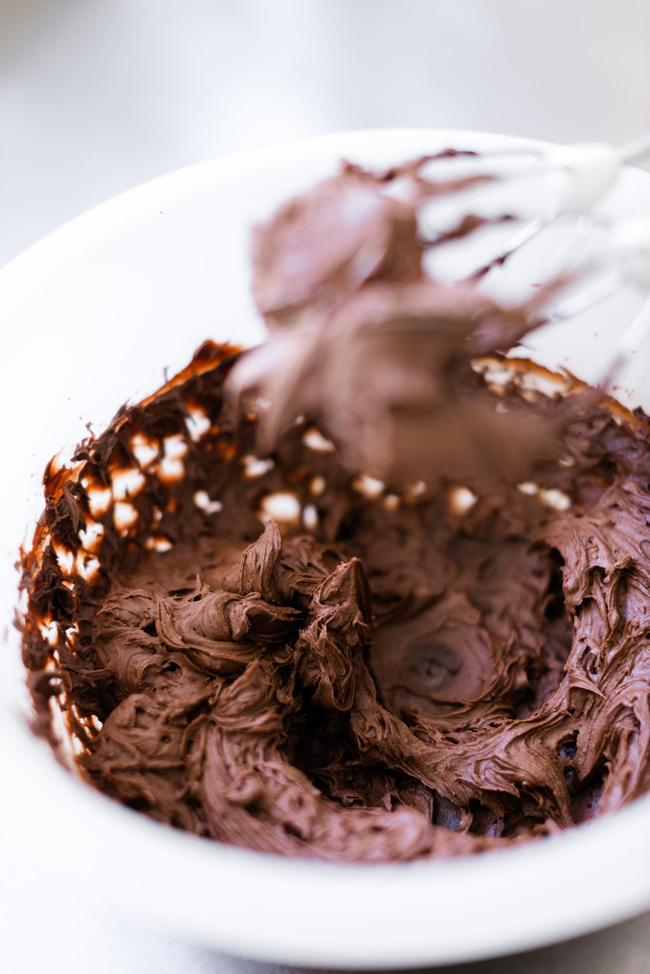 Trüffelmasse für Schokoladentrüffel