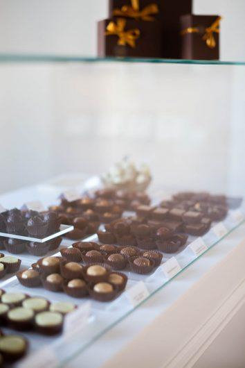 Pralinentheke Chocolaterie Rauenberg
